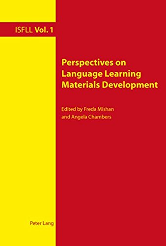 Perspectives on Language Learning Materials Development (Intercultural Studies and Foreign Language Learning)