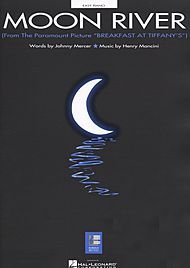 Moon River (Easy Piano, Sheet Music) Moon River Piano Sheet Music