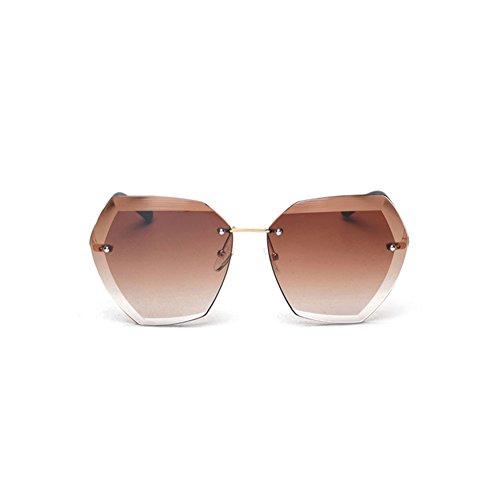 Gafas Gafas Rostro TD Larga de Transparente UV de Mode DT 1 Sol Femenino Sol 2 gvqEFFS