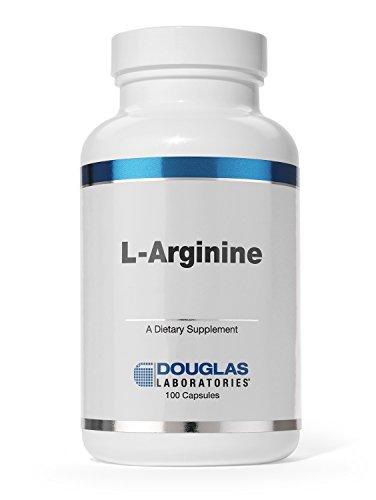 Douglas Laboratories - L-Arginine (700 mg.) - Versatile Amino Acid - 100 Capsules