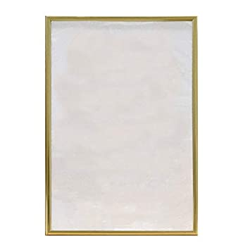 Amazoncom Deluxe Poster Frame Frames 23 X 35 Gold Poster