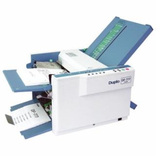 Duplo DPODF777 Duplo Automatic Tabletop Paper Folder by Duplo