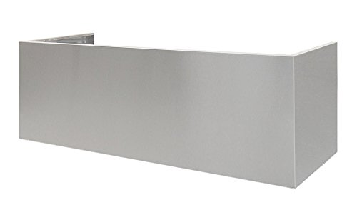 Windster Hood RA-3536DC Optional Range Hood Duct Cover, 36-Inch