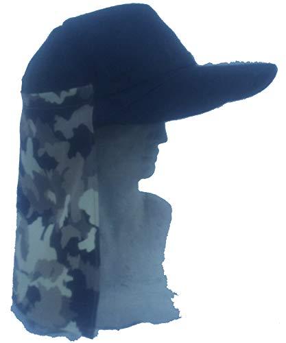 Inventor' Place Silk Neck Protector (Silk Cameo Babar) -