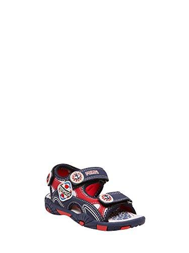 1456022 Sandalo Primigi Blue Velcro Kid 6zzAw