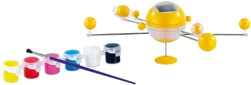 Playtastic Modell-Sonnensystem-Bausatz mit Motor & Solarantrieb