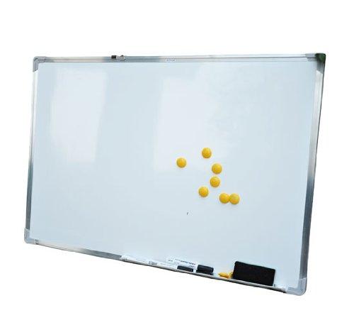 47 opinioni per Lavagna magnetica con telaio in alluminio, dimensioni: 90x60cm