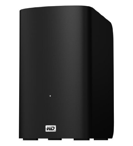 WD My Book VelociRaptor Duo 2TB External Dual Hard Drive Storage RAID Thunderbolt Photo #4