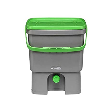 Compostador Bokashi 16 litros + 1 kg de activador Bokashi
