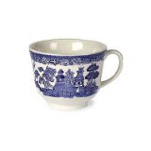 Johnson Brothers Willow Blue Dinnerware 7 ounce Teacup A1400501079