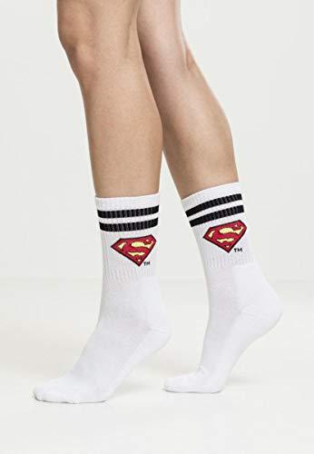 c30bb277ac5 Urban Classics Merchcode Superman Socks Double Pack MC201