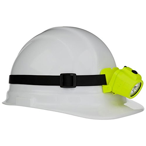 Nightstick XPP-5452G Intrinsically Safe Permissible Dual-Function Headlamp, Green by Nightstick