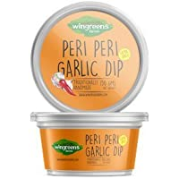 Wingreens Farms Garlic Greek Yogurt Dip, 150 GR