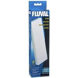 Fluval Filter Foam Block (2 Pack) [Set of 2] Compatible Model: 404/405
