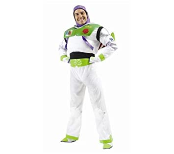 RUBIES Disfraz adulto Buzz Lightyear - talla XL: Amazon.es ...