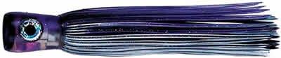 - Mold Craft Products Std. Super Chugger Unrigged Purple/Silver/Black #7300SC41