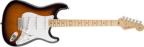 Fender 60th Anniversary American Vintage 1954 Stratocaster Electric Guitar 2-Color Sunburst Maple Fingerboard