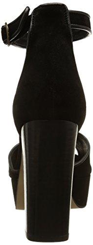 Steve Madden DISCO - Zapatos para mujer Black