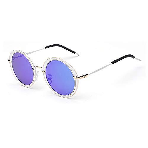 del conducción Sol de para la Proteccion protección Adulta Moda Tonos al de viaja Aire Ronda Ultravioleta de la Que de Libre Steampunk Gafas metálico Retro de Unisex la de Ojos Marco vqRnIHwd