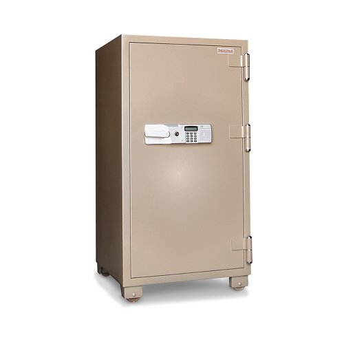 Mesa Safe Company Model MFS-120E 2 Hour Fire Rated Safe with Electronic Lock, Tan