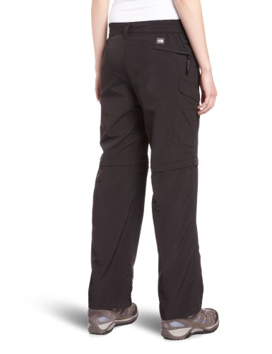 Horizon Pour Face North Femme Convertible Pantalon Valley The Noir R4qY6