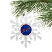 Buffalo Bills Snowflake