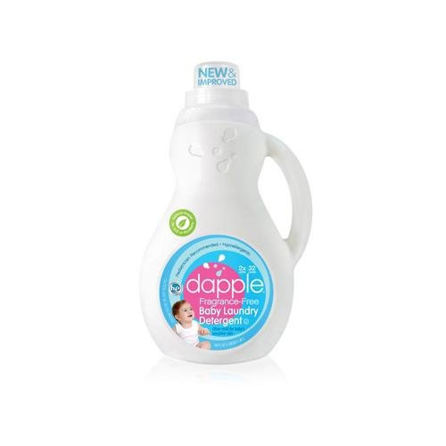 2 Packs of Dapple Baby Laundry Detergent - 50 Oz by Dapple