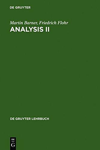 Analysis, Bd. 2