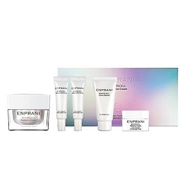 Enprani WhiteCell Skin Care Special Set honey almond scrub