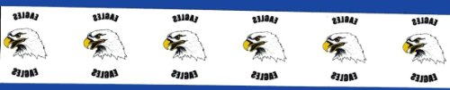 Eagle Temporary Tattoo (Eagles Temporary Tattoos (6 ea.))