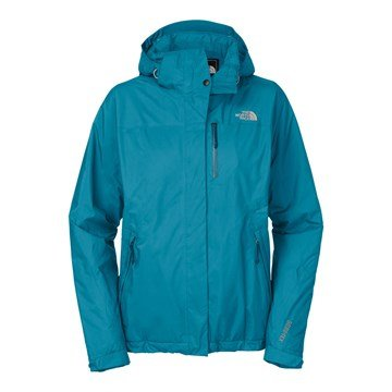 The North Face Women's Mountain Light Insulated Jacket in Brilliant Blue Large (Face North Jacket Mountain Light)