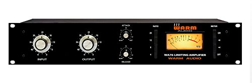Warm Audio WA76 Limiting - Opto Compressor