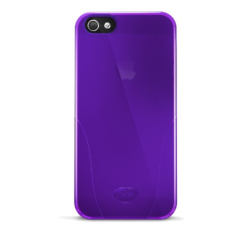 iSkin Solo Case for iPhone 5, Purple ()