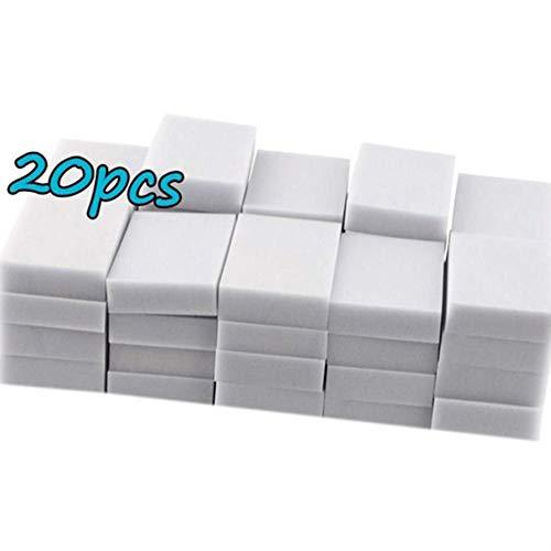 20st / 100st Magic Sponge Cleaner Super Decontaminatie Eraser Magic Sponge Eraser Melamine Keuken Kantoor schoonmaak…