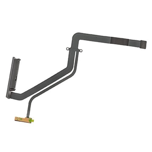 DonkeyEmma New Hard Drive Flex Cable for 15'' A1286 Apple MacBook Pro 821-1198-A (2009 2010 2011)