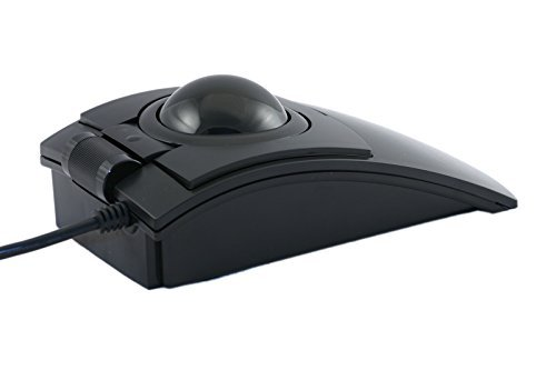 Buy ergoguys cst2545w laser trackball mouse usb 1600