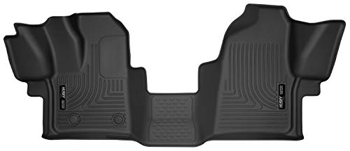 Husky Liners Front Floor Liners Fits 15-19 Transit-150/250/350