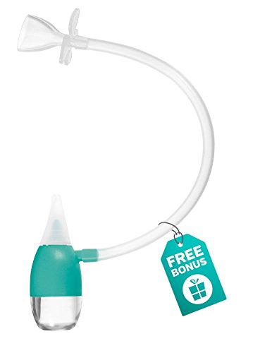 OCCObaby Baby Nasal Aspirator - Safe Hygienic and Quick Battery Operated Nose Cleaner with 3 Sizes of Nose Tips and Oral Snot Sucker for Newborns and Toddlers (Limited Edition) by OCCObaby (Image #6)