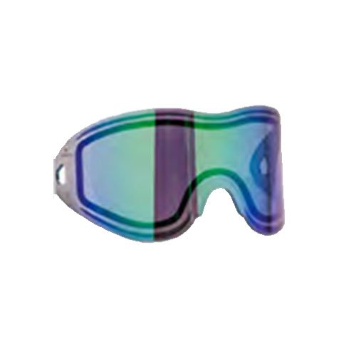 Empire Paintball Mask Lens, Green by Empire Paintball