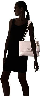 GUESS Ryann Croco Shoulder Bag