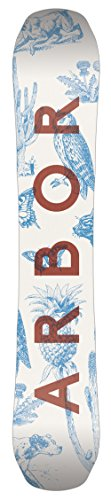 Arbor Swoon System Camber Snowboard Women's
