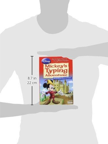 31zCOyaW7OL - Disney: Mickey's Typing Adventure