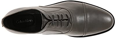 Calvin Klein Men's Nino Leather Oxford