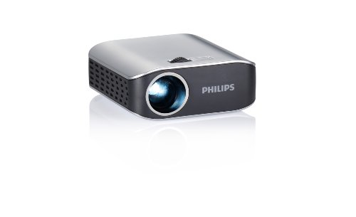 Philips picopix ppx2055 f7 pico projector 55 lumens 4 1 for Laptop pico projector
