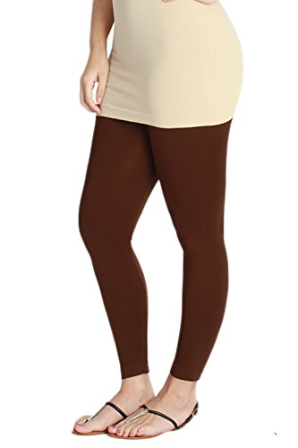 LVG Plus Size Ankle Length Leggings Nikibiki