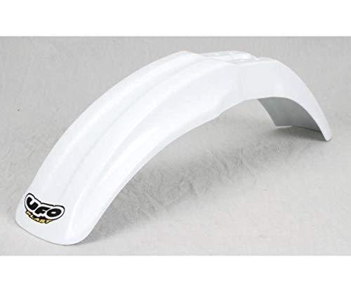UFO Plastics Front Fender White for Suzuki RM 85 00-09 (Rm 85 Plastics)
