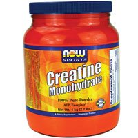 NOW Foods Creatine Powder
