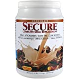 Secure Soy Complete Meal Replacement - Chocolate 100 Servings