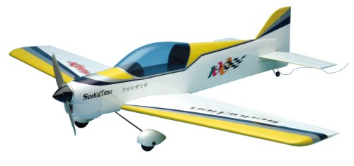 Seduction 100 PILOT laser cut balsa kit (airplane) 12142 (Japan import / The package and the manual are written in Japanese) by OK model