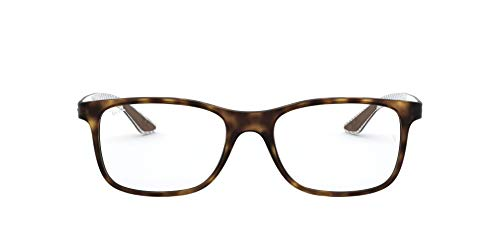 Ray-Ban unisex-adult Rx8903 Square Prescription Eyeglass Frames